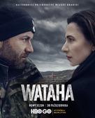 """Wataha"" - Polish Movie Poster (xs thumbnail)"