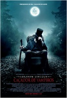 Abraham Lincoln: Vampire Hunter - Brazilian Movie Poster (xs thumbnail)