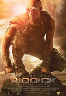 Riddick - Greek Movie Poster (xs thumbnail)