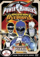 """""""Power Rangers Operation Overdrive"""" - DVD movie cover (xs thumbnail)"""