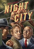 Night and the City - DVD movie cover (xs thumbnail)