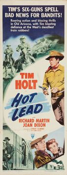 Hot Lead - Movie Poster (xs thumbnail)