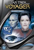 """Star Trek: Voyager"" - German DVD movie cover (xs thumbnail)"
