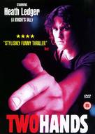 Two Hands - British DVD movie cover (xs thumbnail)