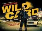 Wild Card - British Movie Poster (xs thumbnail)