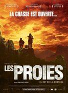El rey de la montaña - French Movie Poster (xs thumbnail)