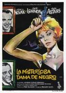 The Notorious Landlady - Spanish Movie Poster (xs thumbnail)