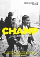 Champ - Dutch Movie Poster (xs thumbnail)