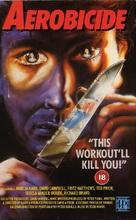 Killer Workout - British Movie Poster (xs thumbnail)