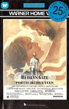 Heaven's Gate - Finnish VHS movie cover (xs thumbnail)