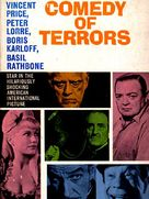The Comedy of Terrors - Movie Poster (xs thumbnail)