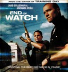 End of Watch - Blu-Ray movie cover (xs thumbnail)