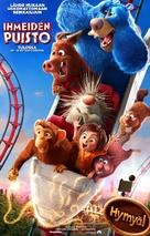 Wonder Park - Finnish Movie Poster (xs thumbnail)