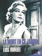 La mort en ce jardin - French DVD movie cover (xs thumbnail)