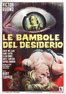 The Strangler - Italian Movie Poster (xs thumbnail)