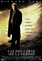 Primal Fear - Spanish Movie Poster (xs thumbnail)