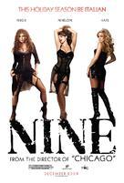 Nine - Teaser movie poster (xs thumbnail)