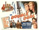 Double Deal - Movie Poster (xs thumbnail)