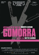 Gomorra - Dutch Movie Poster (xs thumbnail)