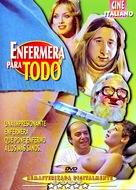 L'infermiera di notte - Spanish DVD cover (xs thumbnail)