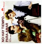 No Time for Love - Spanish Movie Poster (xs thumbnail)