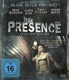 The Presence - German Movie Cover (xs thumbnail)
