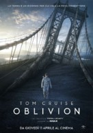 Oblivion - Italian Movie Poster (xs thumbnail)