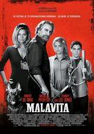 The Family - Croatian Movie Poster (xs thumbnail)