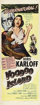 Voodoo Island - Movie Poster (xs thumbnail)