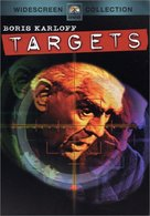 Targets - DVD movie cover (xs thumbnail)