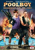 Poolboy: Drowning Out the Fury - Danish DVD cover (xs thumbnail)