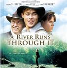 A River Runs Through It - Blu-Ray movie cover (xs thumbnail)