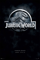 Jurassic World - Norwegian Movie Poster (xs thumbnail)