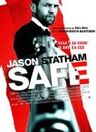 Safe - Belgian Movie Poster (xs thumbnail)