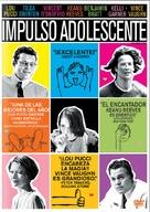 Thumbsucker - Argentinian poster (xs thumbnail)