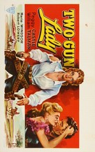 Two-Gun Lady - Belgian Movie Poster (xs thumbnail)