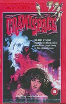 Crawlspace - British VHS cover (xs thumbnail)