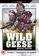 The Wild Geese - British Movie Cover (xs thumbnail)