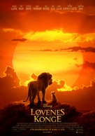 The Lion King - Norwegian Movie Poster (xs thumbnail)