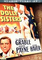 The Dolly Sisters - British Movie Cover (xs thumbnail)
