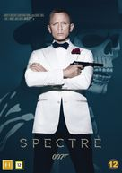 Spectre - Danish DVD cover (xs thumbnail)