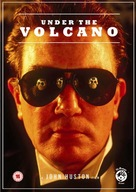 Under the Volcano - British Movie Cover (xs thumbnail)