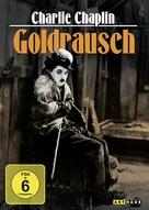 The Gold Rush - German DVD cover (xs thumbnail)