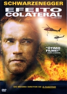 Collateral Damage - Brazilian DVD movie cover (xs thumbnail)