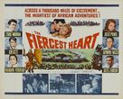The Fiercest Heart - Movie Poster (xs thumbnail)