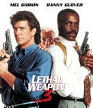 Lethal Weapon 3 - Blu-Ray movie cover (xs thumbnail)