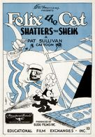Felix the Cat Shatters the Sheik - Movie Poster (xs thumbnail)