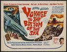 Voyage to the Bottom of the Sea - Canadian Movie Poster (xs thumbnail)