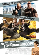 The Other Guys - German Movie Poster (xs thumbnail)