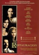 Restoration - Spanish Movie Poster (xs thumbnail)